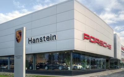 Hanstein SA, propietaria de Centro Porsche Pamplona, crece con la adquisición de Centro Servicio Porsche Vitoria