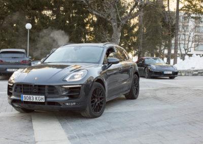 Porsche Panticosa-442
