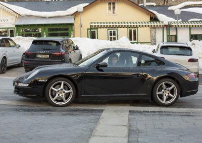 Porsche Panticosa-450