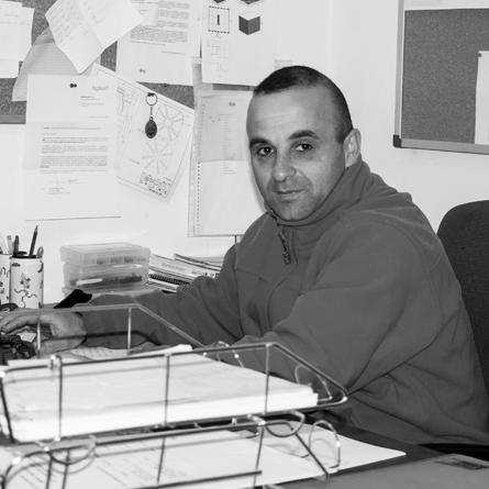 Gabriel Rodríguez - Encargado de embotellado