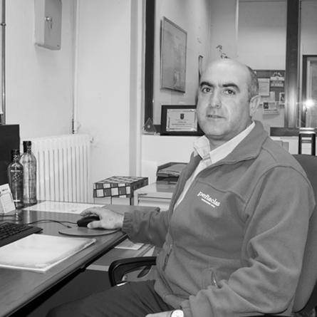 Jose Manuel Quintana - Encargado de logística