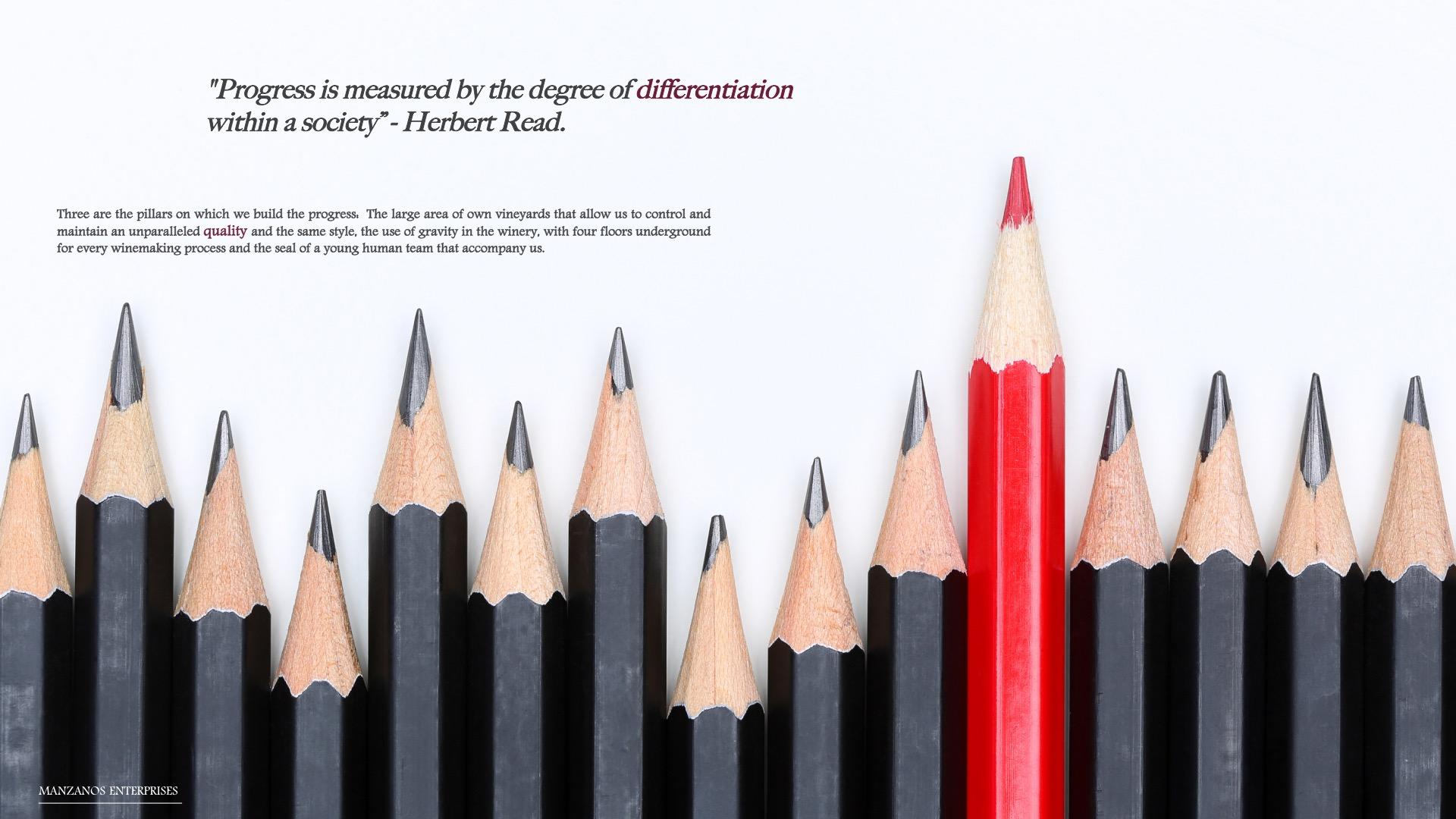 Differentation