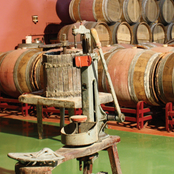 Gurpegui Winery