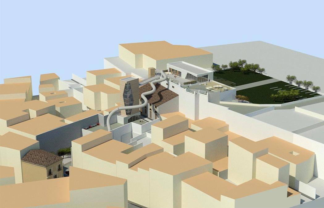 Bodegas Manzanos ha presentado hoy el proyecto definitivo del Manzanos Wine Park De Haro.